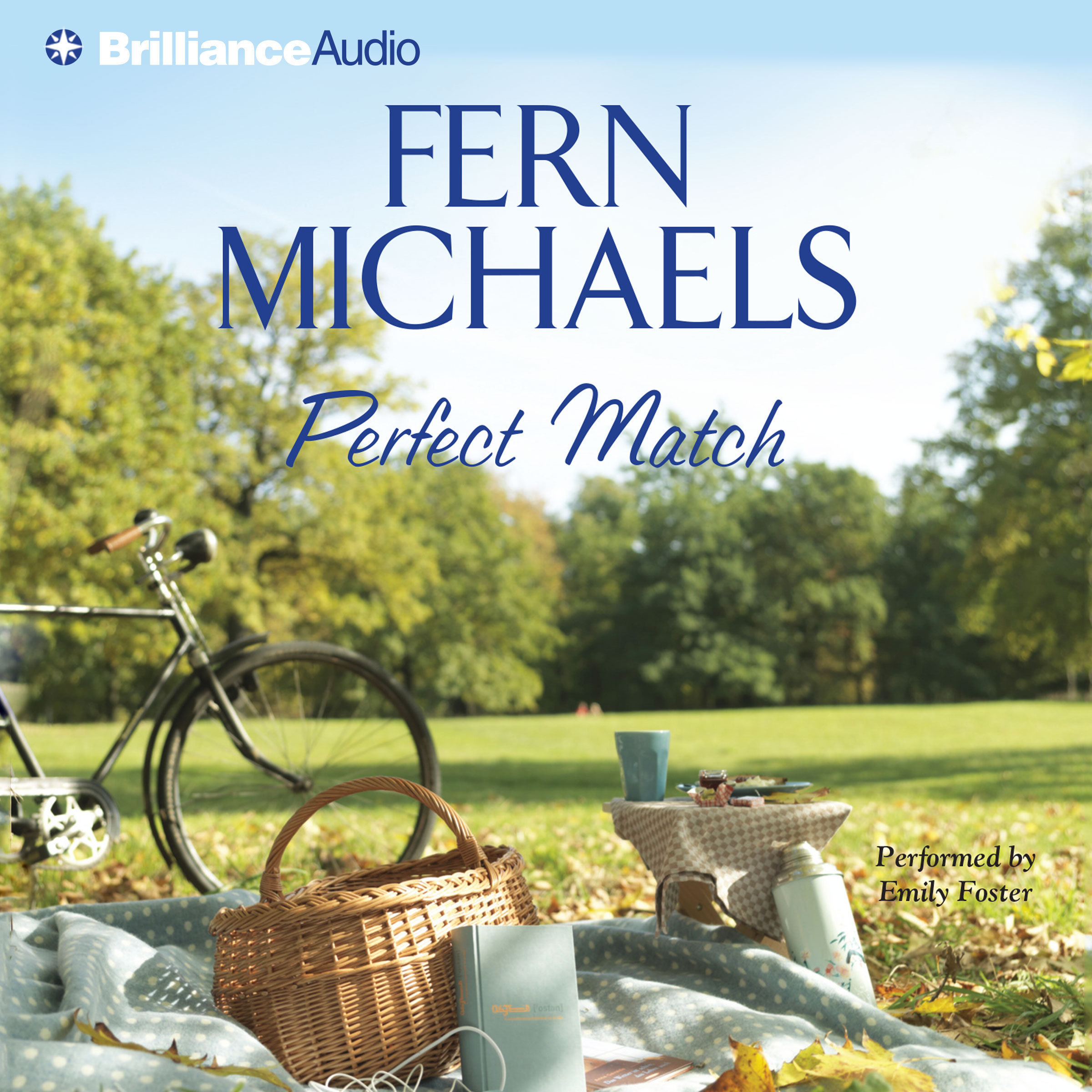 Printable Perfect Match Audiobook Cover Art