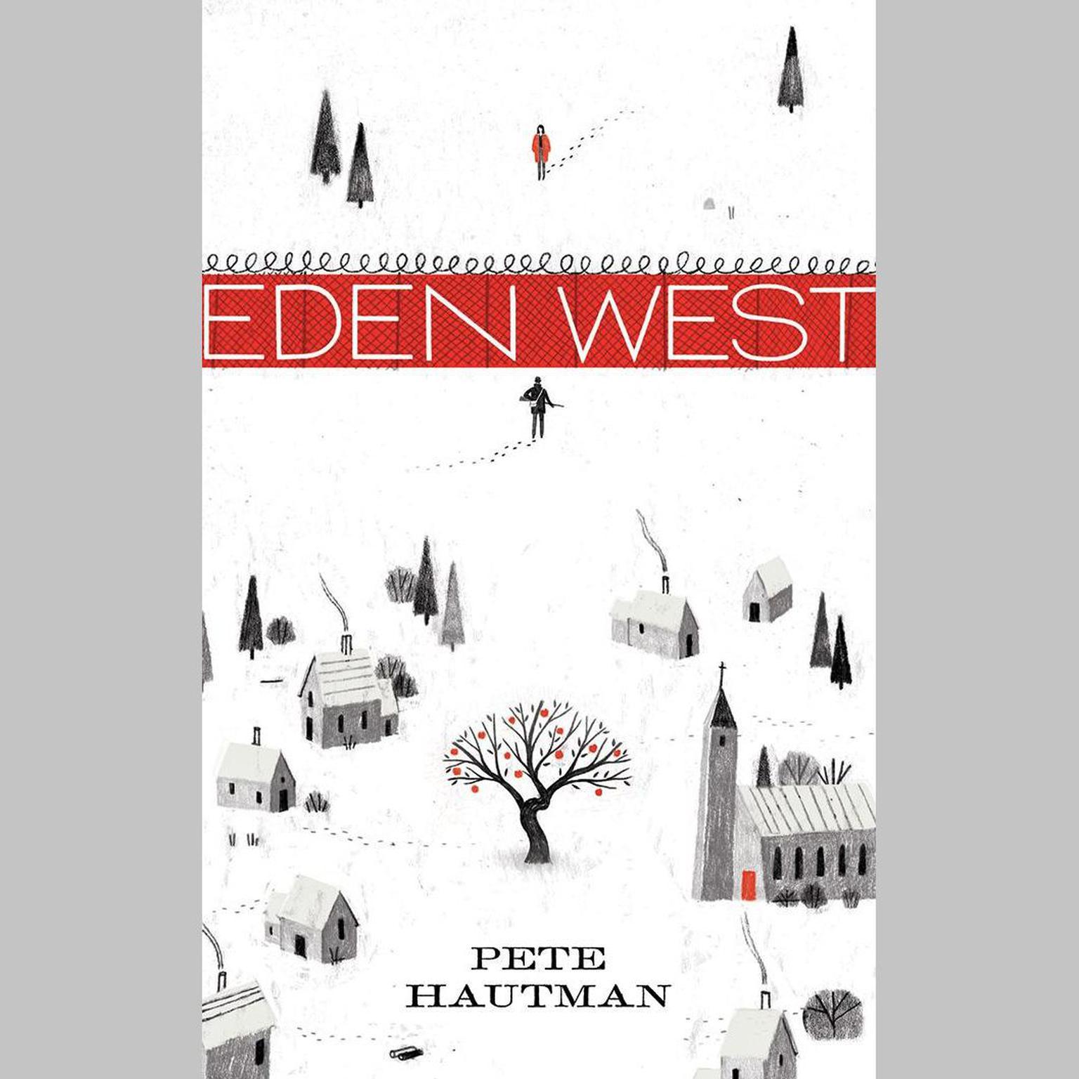 Printable Eden West Audiobook Cover Art