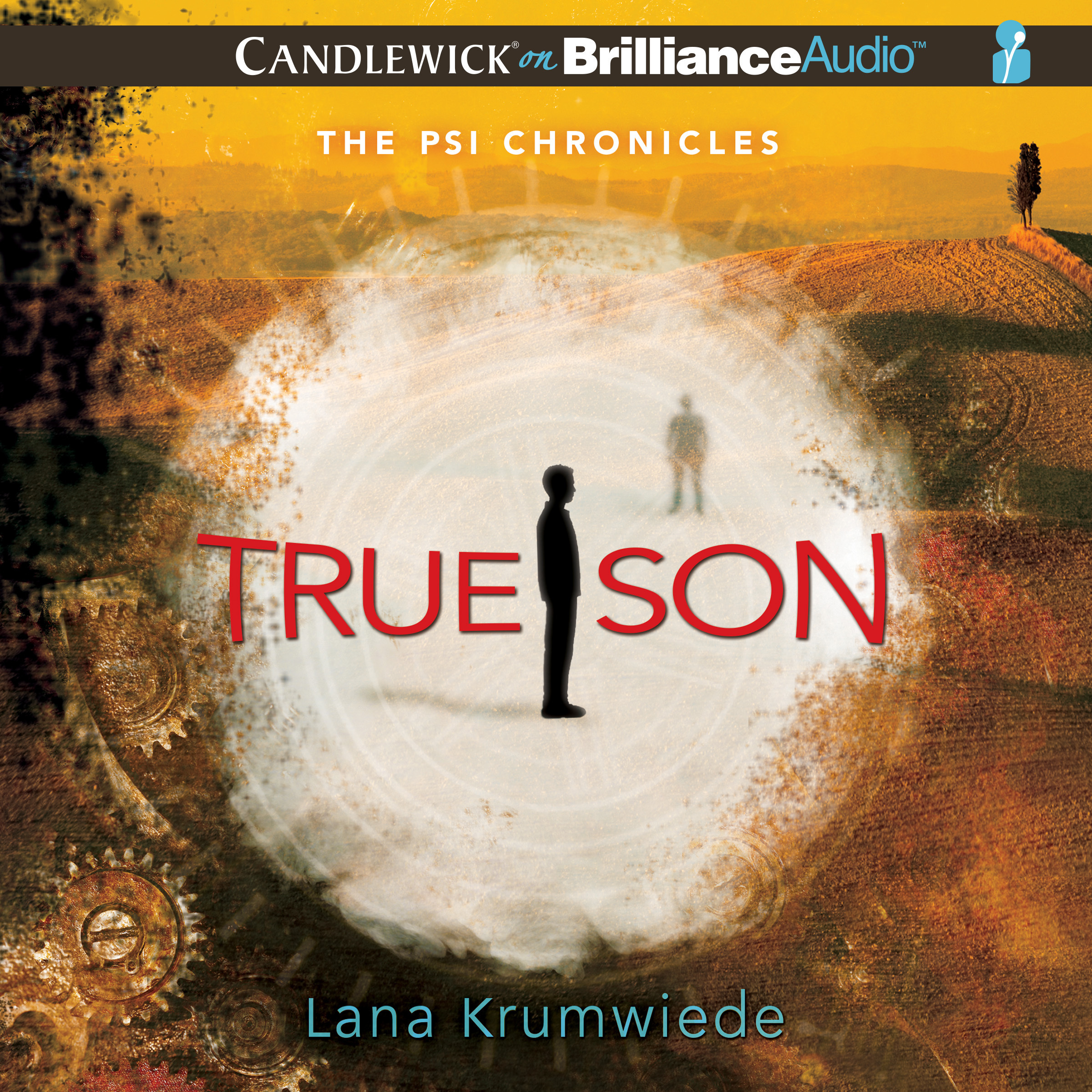 Printable True Son Audiobook Cover Art