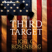 The Third Target Audiobook, by Joel C. Rosenberg