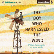 The Boy Who Harnessed the Wind: Young Readers Edition Audiobook, by William Kamkwamba