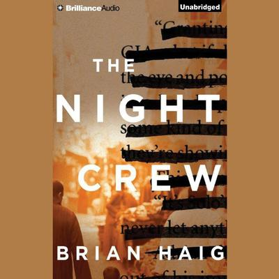 The Night Crew Audiobook, by Brian Haig
