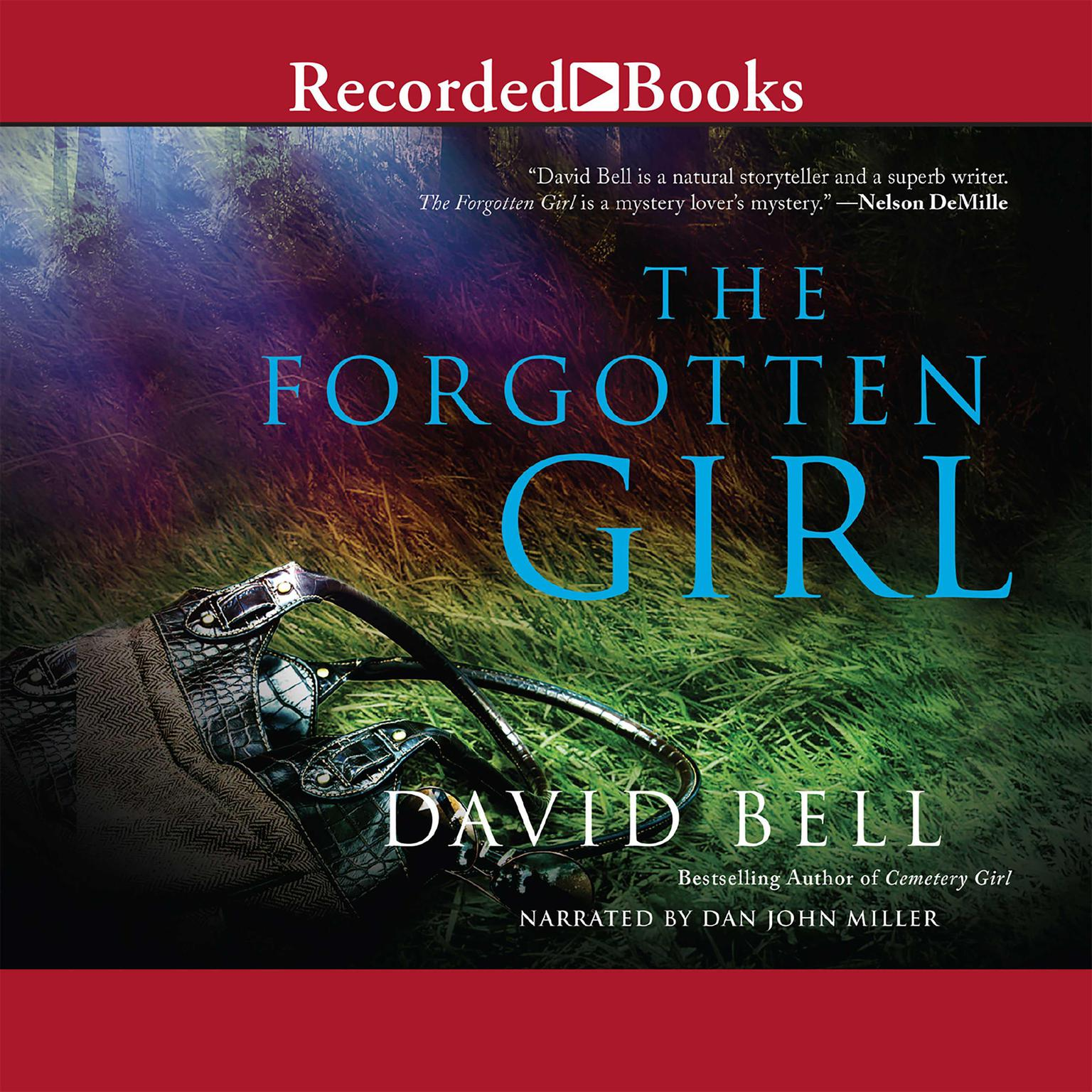 Printable The Forgotten Girl Audiobook Cover Art