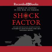 Shock Factor: American Snipers in the War on Terror Audiobook, by Jack Coughlin