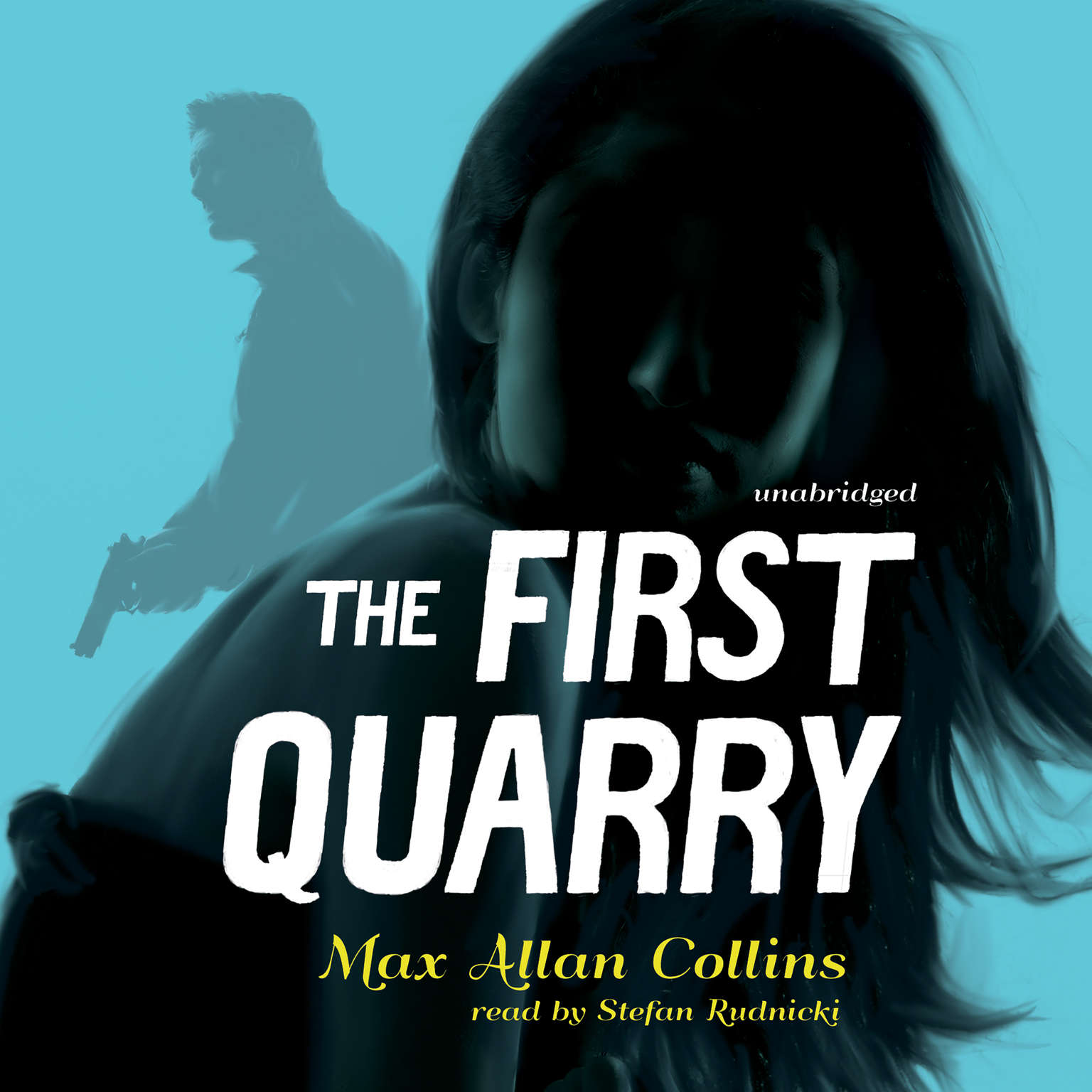 Printable The First Quarry  Audiobook Cover Art