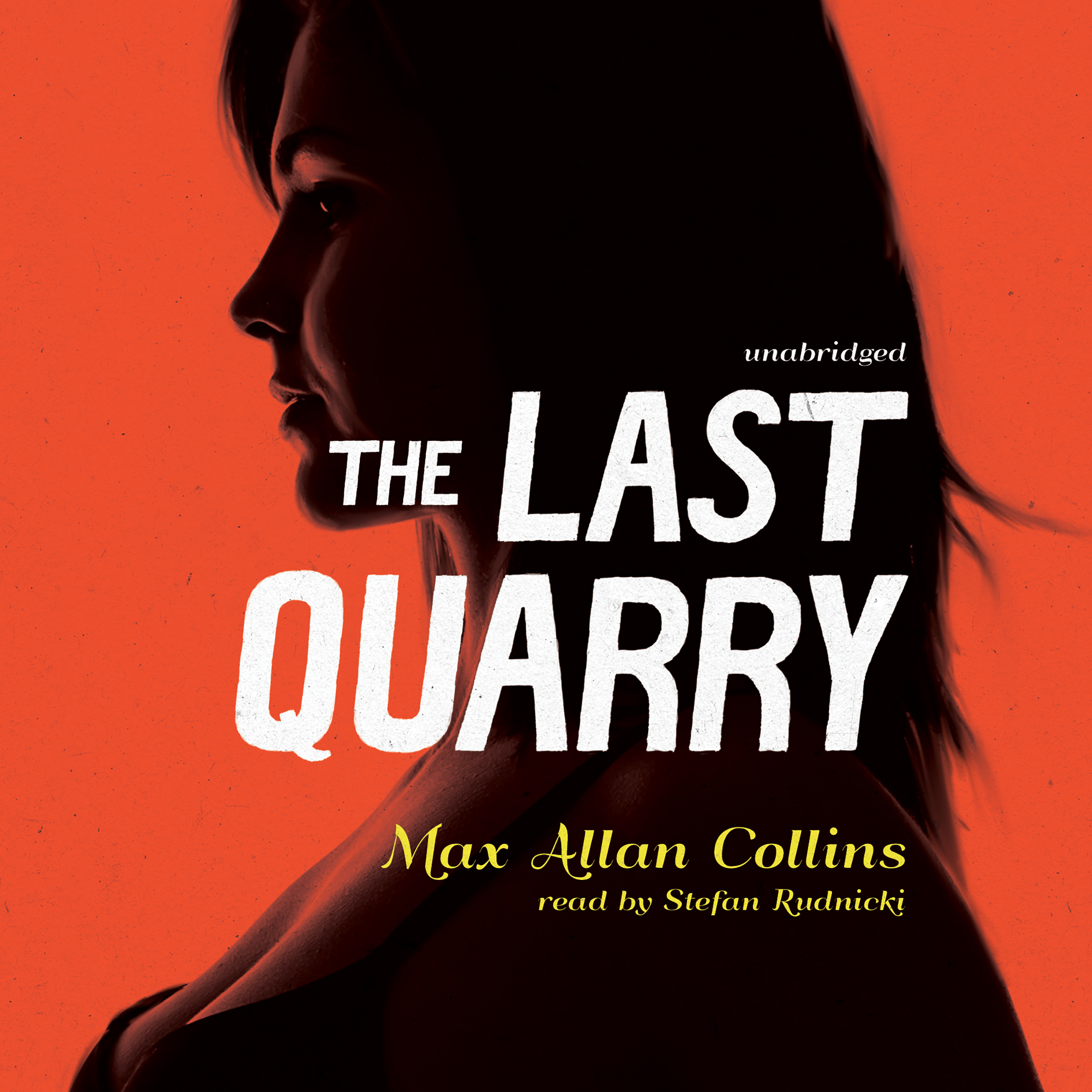 Printable The Last Quarry Audiobook Cover Art
