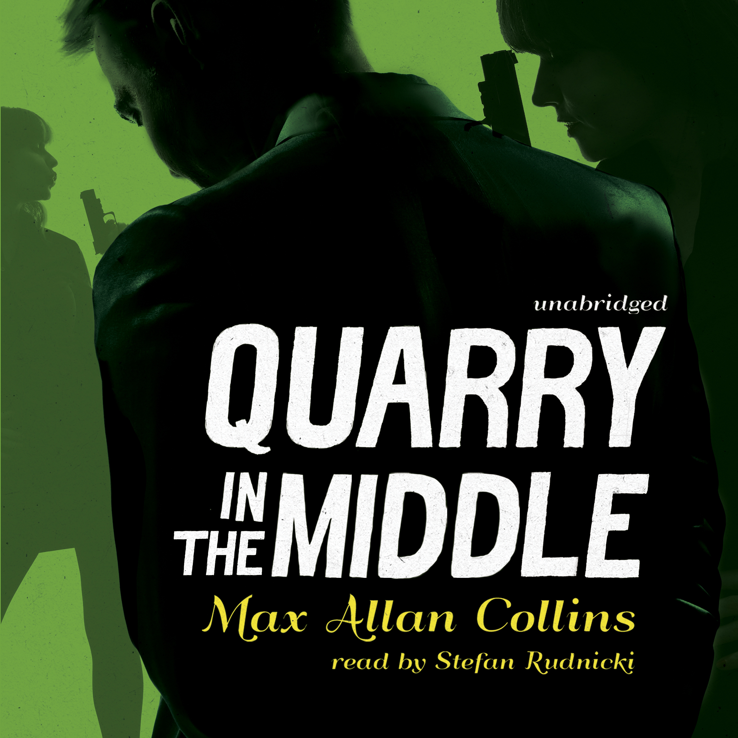 Printable Quarry in the Middle  Audiobook Cover Art