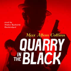 Quarry in the Black Audiobook, by Max Allan Collins