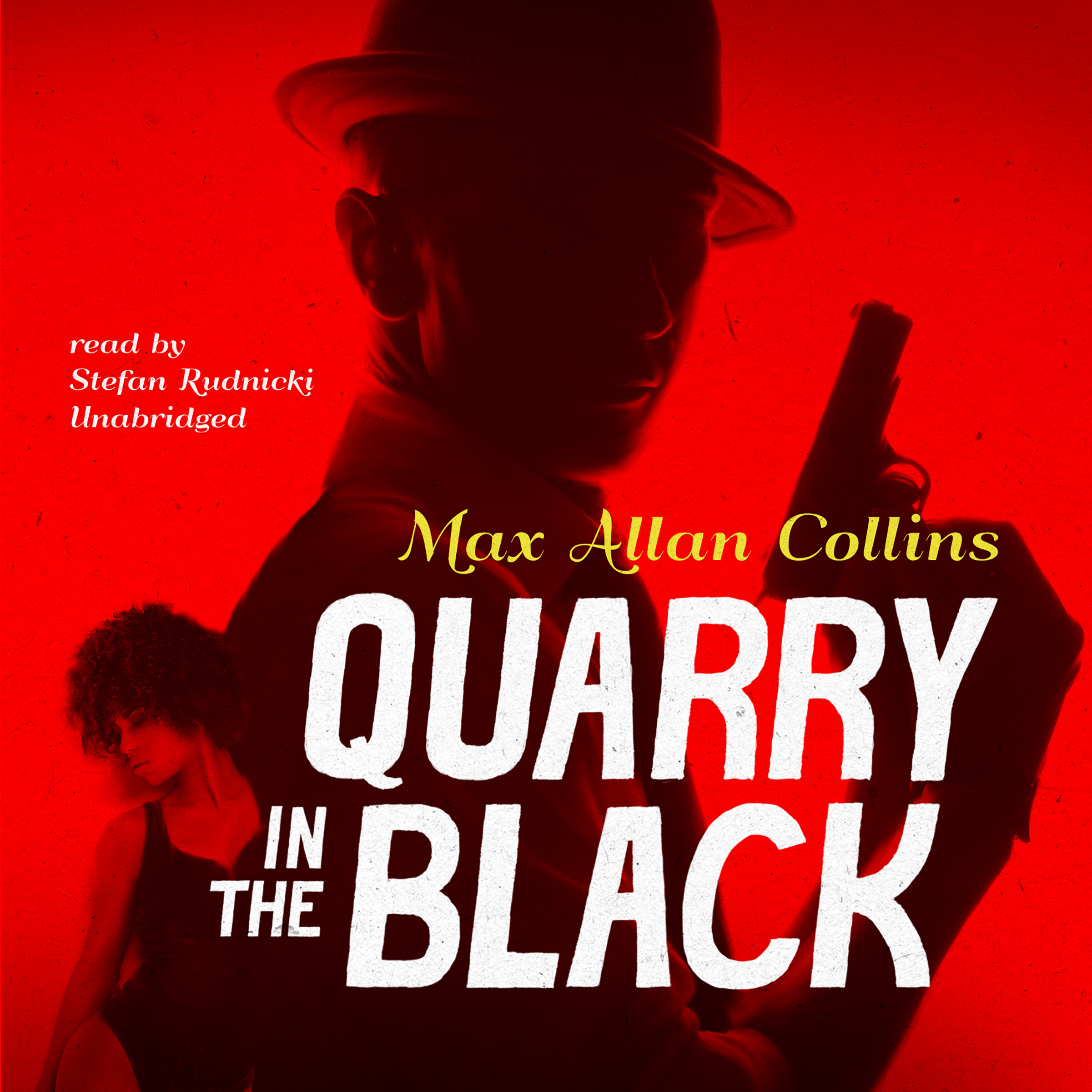 Printable Quarry in the Black Audiobook Cover Art