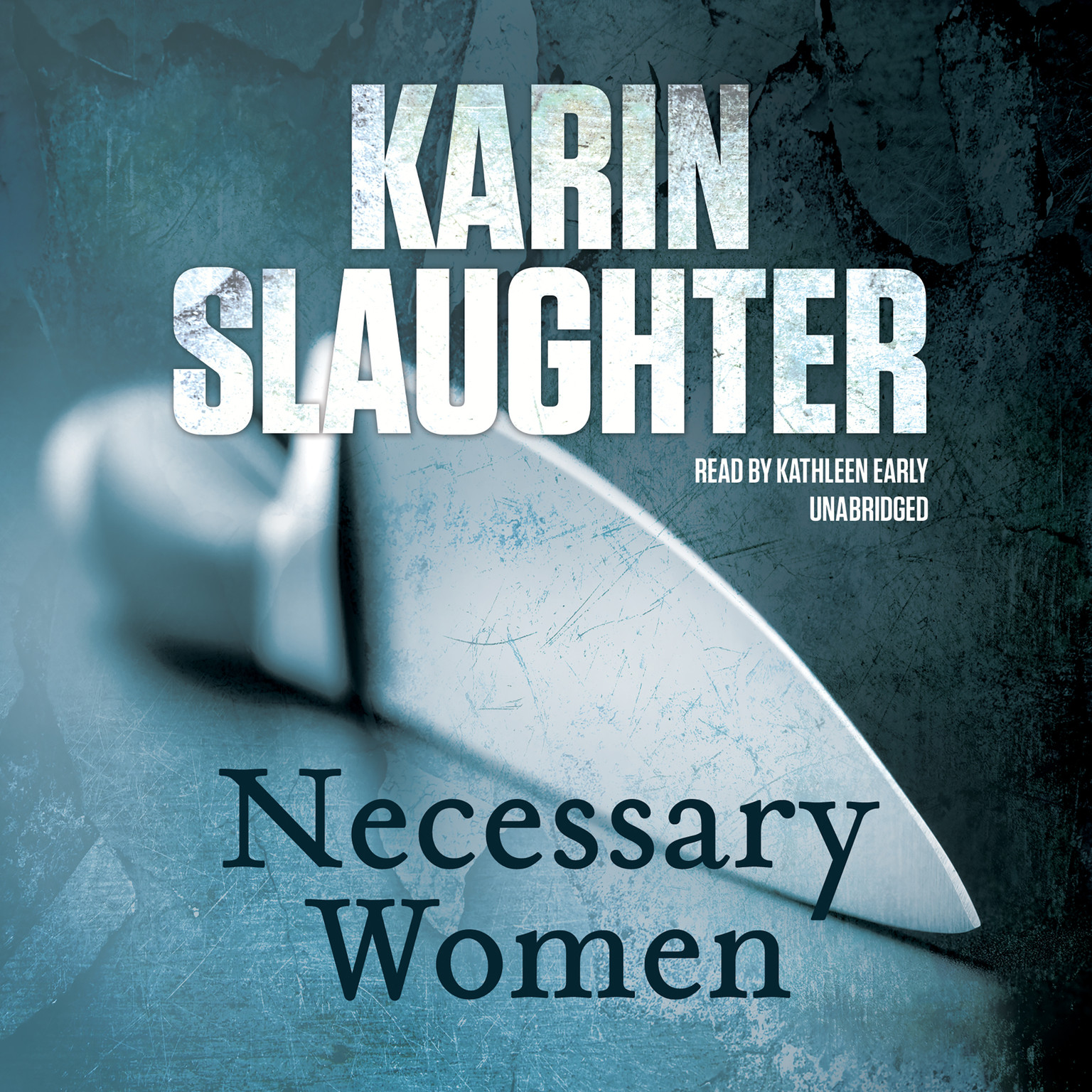 Printable Necessary Women Audiobook Cover Art