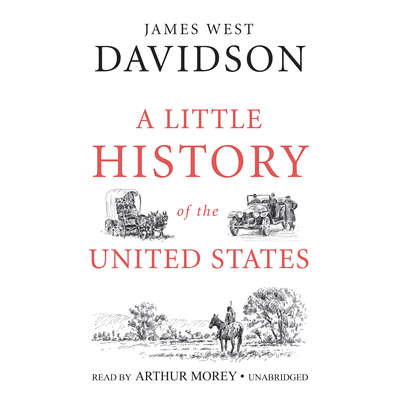 A  Little History of the United States Audiobook, by