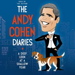 The Andy Cohen Diaries: A Deep Look at a Shallow Year Audiobook, by Andy Cohen