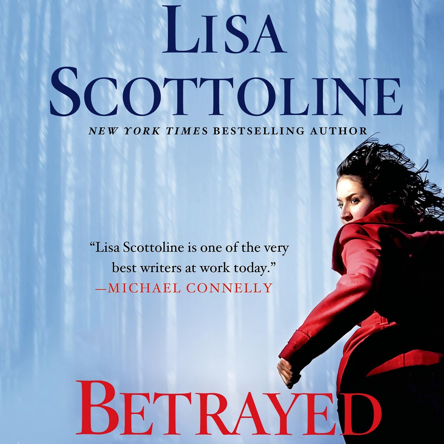 Printable Betrayed: A Rosato & DiNunzio Novel Audiobook Cover Art