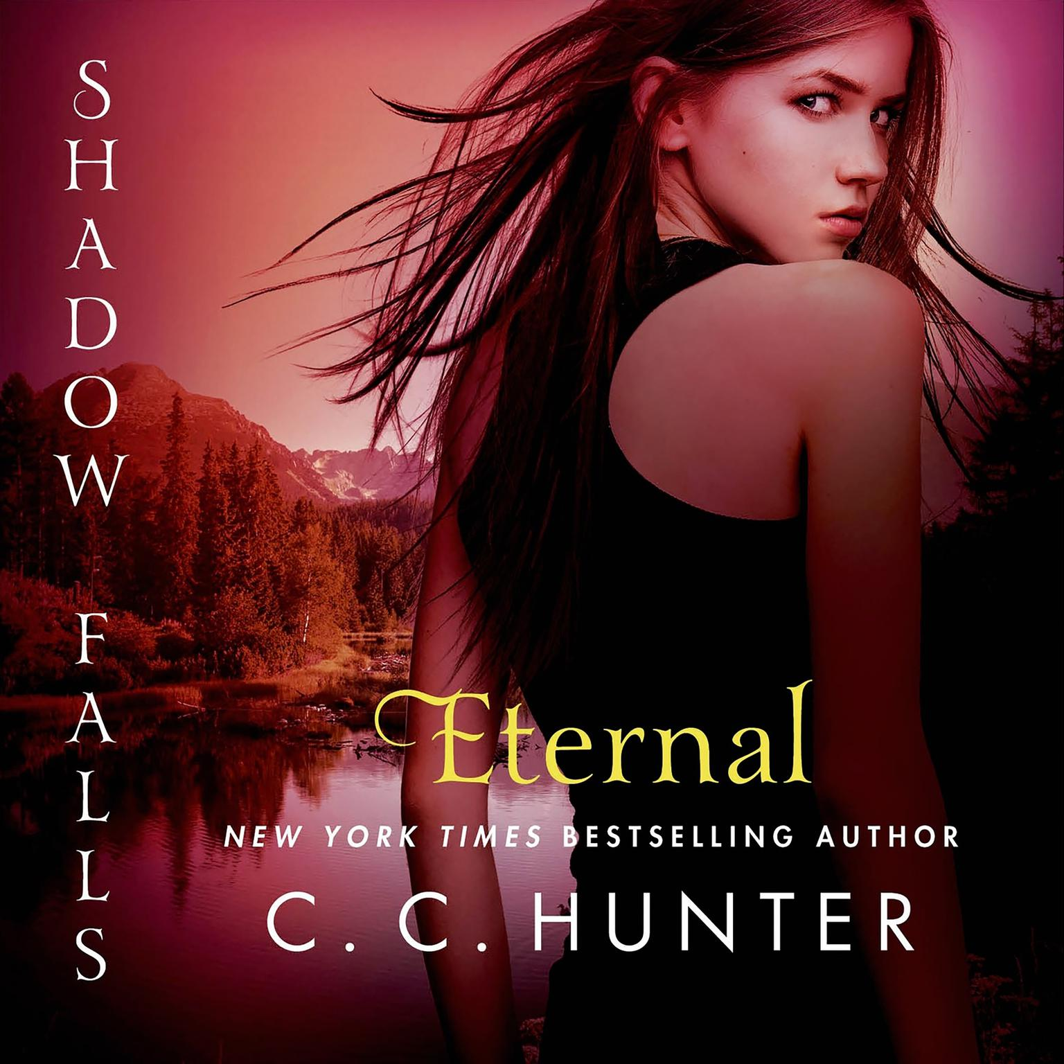 Printable Eternal: Shadow Falls: After Dark Audiobook Cover Art