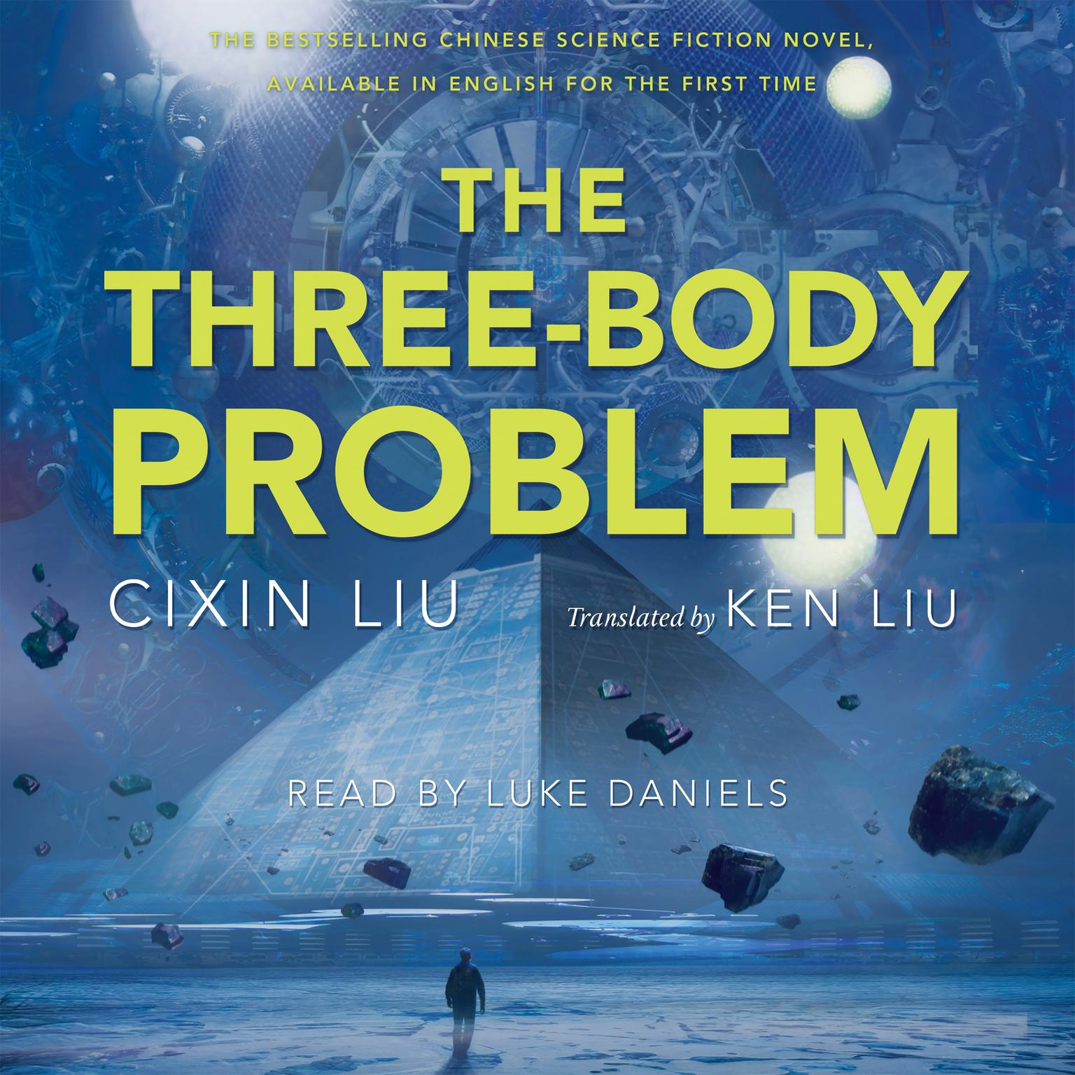 Printable The Three-Body Problem Audiobook Cover Art