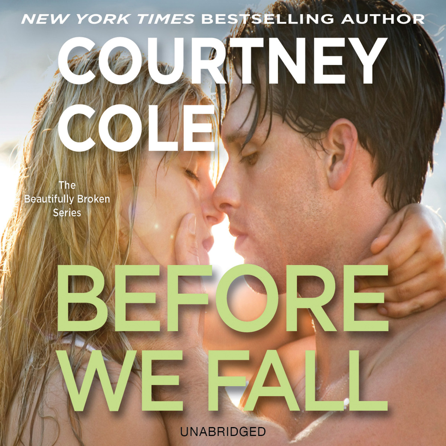 Printable Before We Fall: The Beautifully Broken Series: Book 3 Audiobook Cover Art