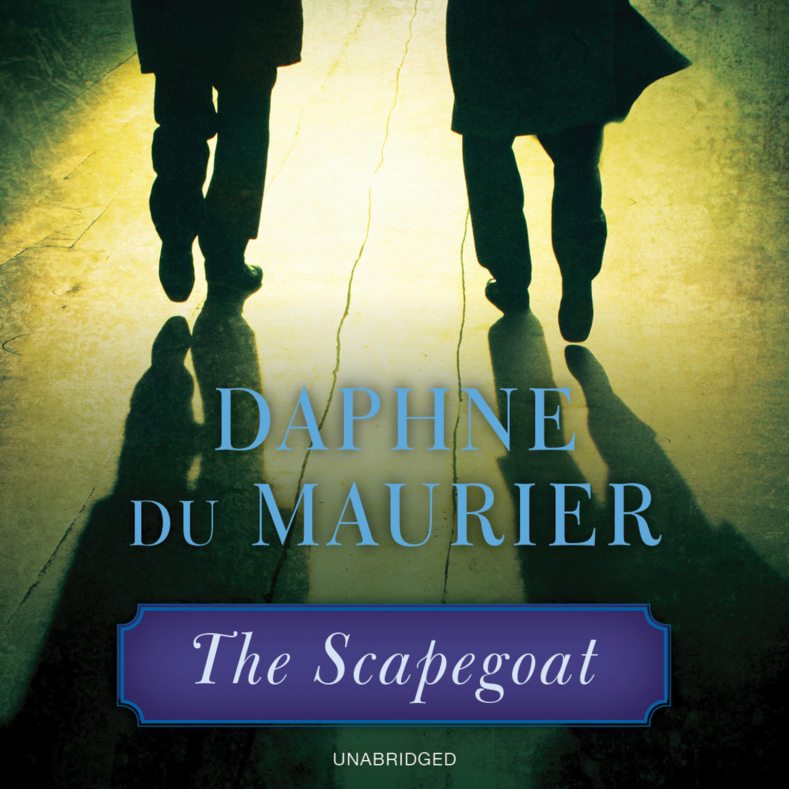 Printable The Scapegoat Audiobook Cover Art