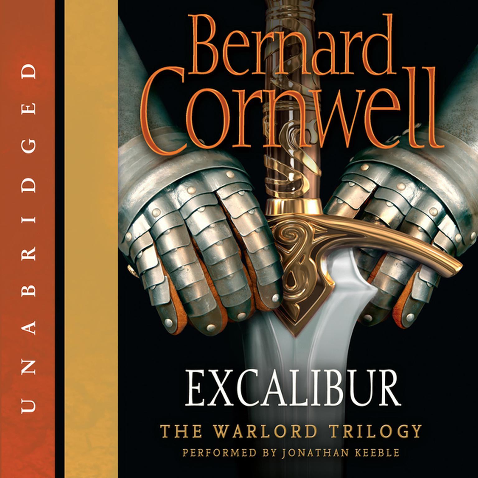 Printable Excalibur: A Novel of Arthur Audiobook Cover Art