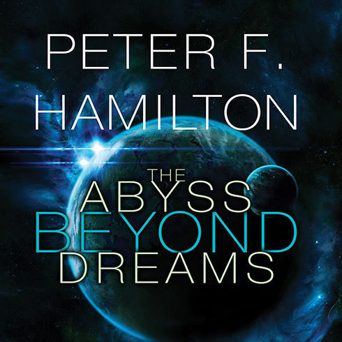 Printable The Abyss Beyond Dreams Audiobook Cover Art
