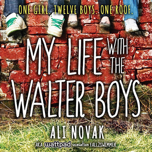 Printable My Life with the Walter Boys Audiobook Cover Art