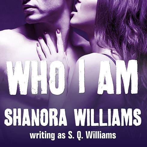 Printable Who I Am Audiobook Cover Art