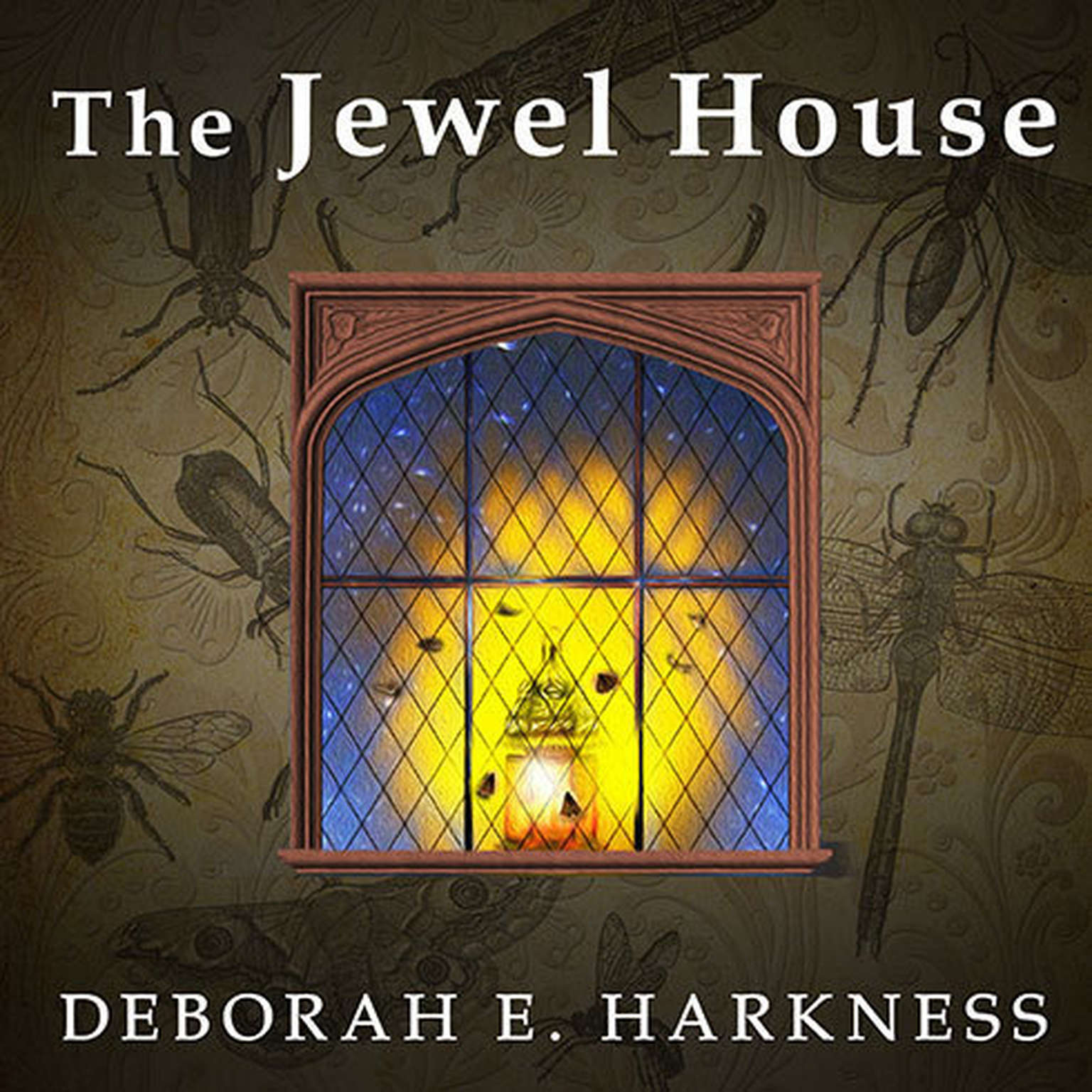 Printable The Jewel House: Elizabethan London and the Scientific Revolution Audiobook Cover Art