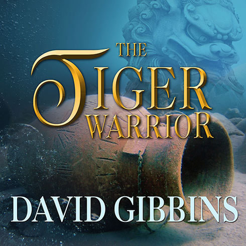 Printable The Tiger Warrior Audiobook Cover Art
