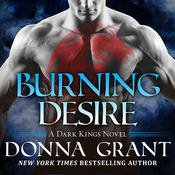 Burning Desire, by Donna Grant, Antony Ferguson