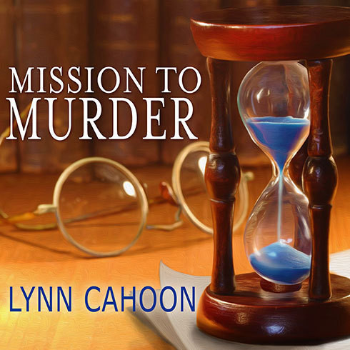Printable Mission to Murder Audiobook Cover Art