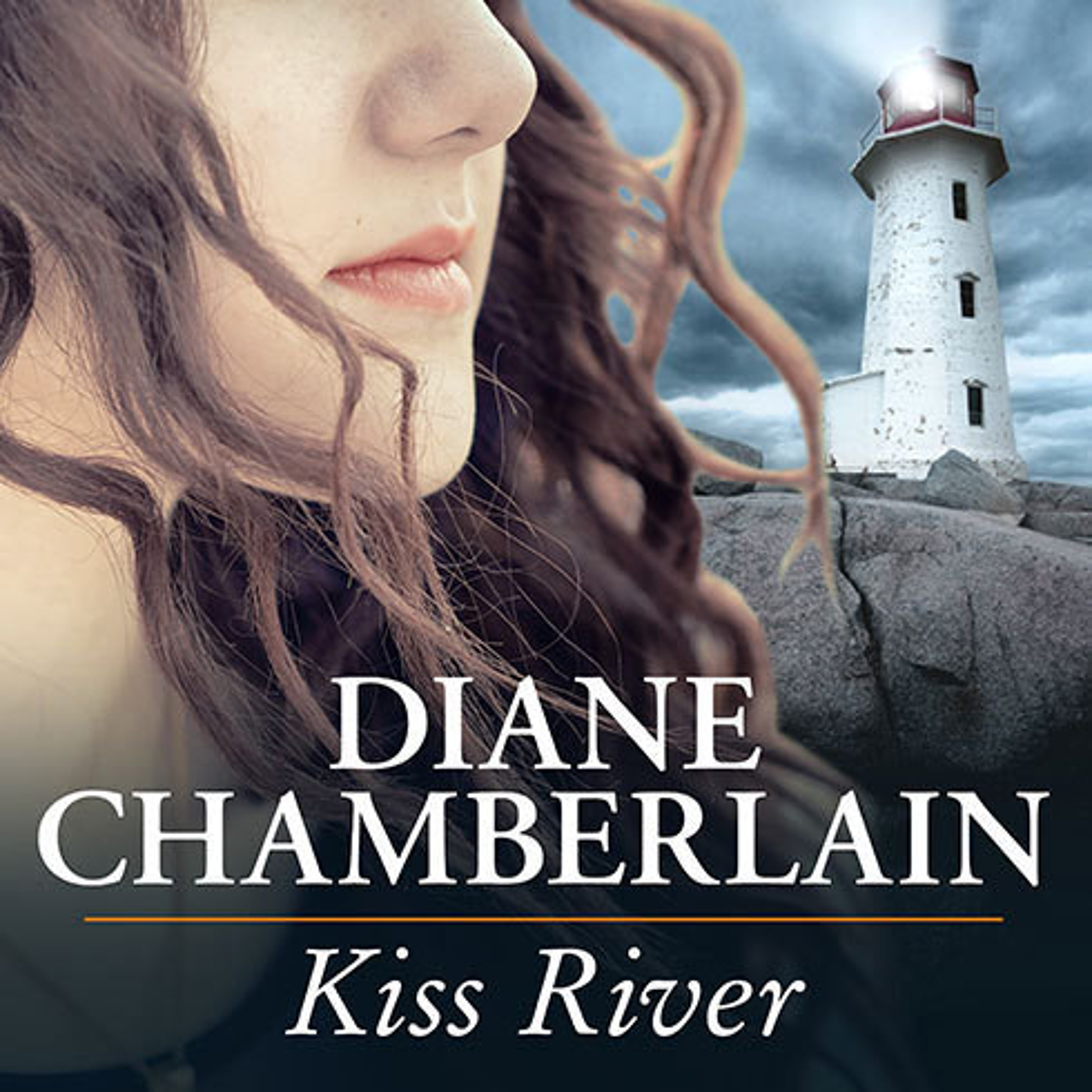 Printable Kiss River Audiobook Cover Art