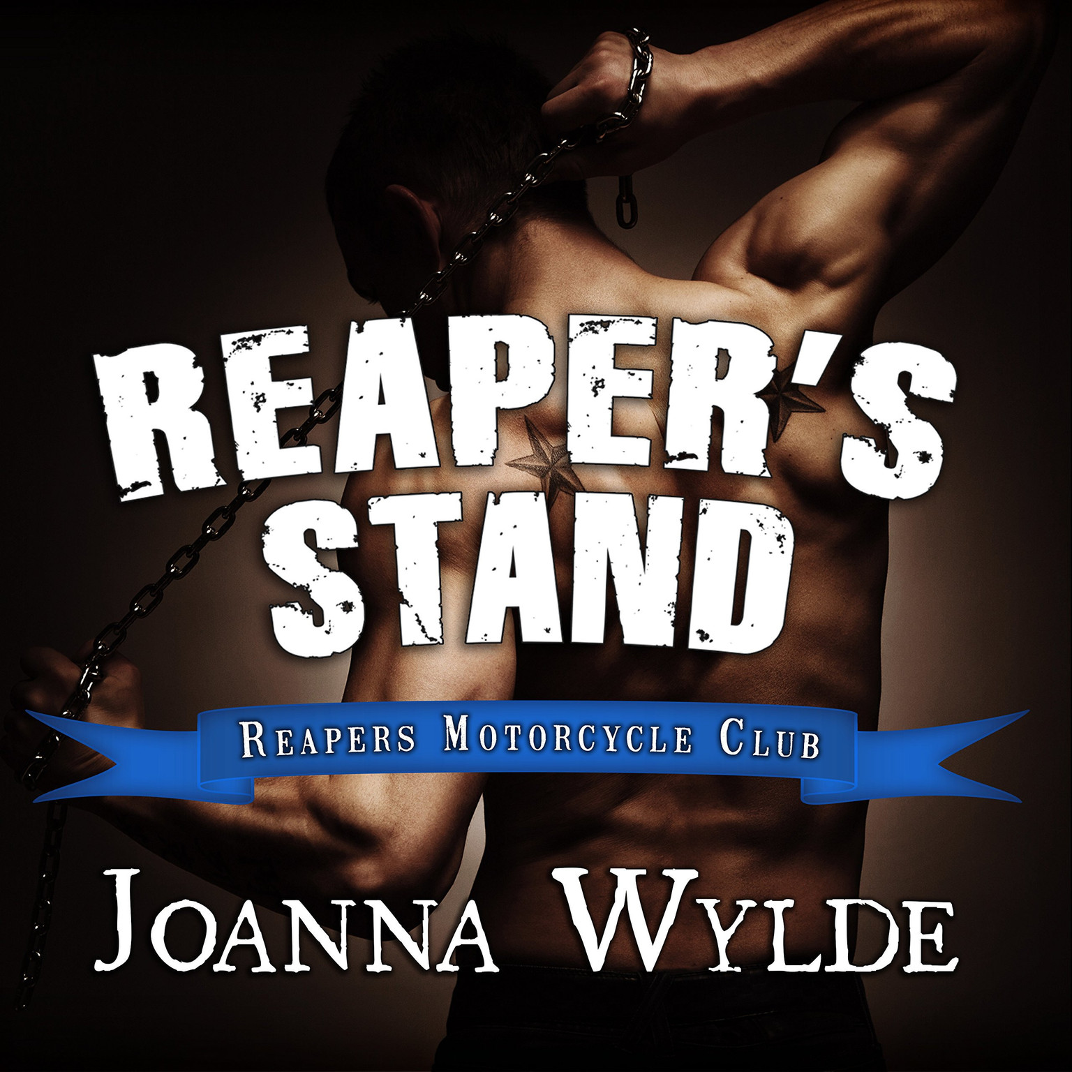 Printable Reaper's Stand Audiobook Cover Art