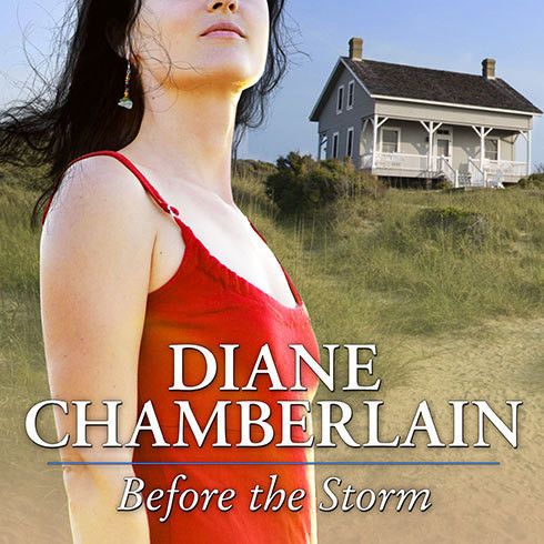 Printable Before the Storm Audiobook Cover Art