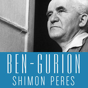 Ben-Gurion: A Political Life Audiobook, by Shimon Peres