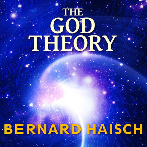 Printable The God Theory: Universes, Zero-Point Fields and What's Behind It All Audiobook Cover Art