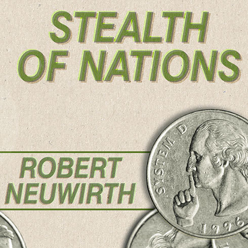 Printable Stealth of Nations: The Global Rise of the Informal Economy Audiobook Cover Art