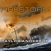 Destroyermen: Firestorm Audiobook, by Taylor Anderson