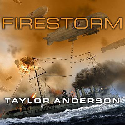 Destroyermen: Firestorm Audiobook, by