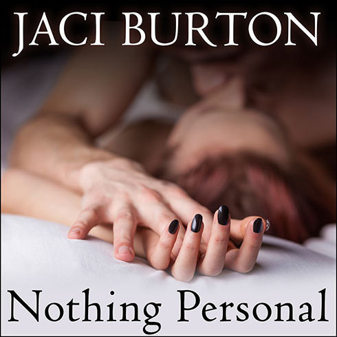 Printable Nothing Personal Audiobook Cover Art