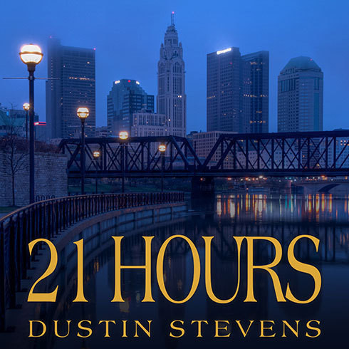 Printable 21 Hours Audiobook Cover Art