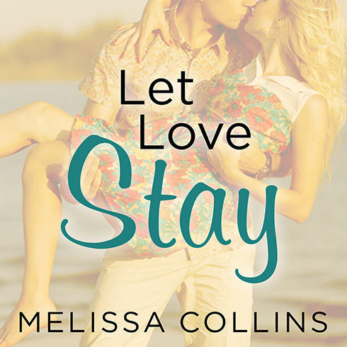 Printable Let Love Stay Audiobook Cover Art