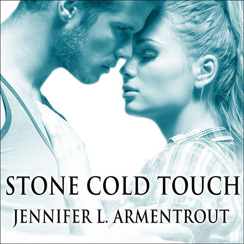 Printable Stone Cold Touch Audiobook Cover Art