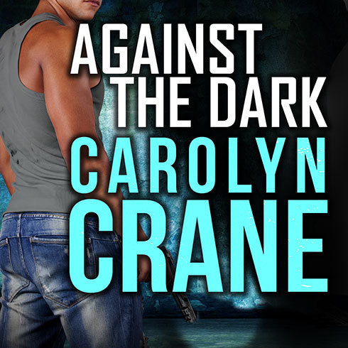 Printable Against the Dark Audiobook Cover Art