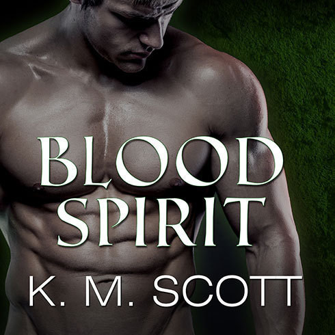 Printable Blood Spirit: with the short story 'The Deepest Cut' Audiobook Cover Art