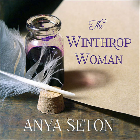 Printable The Winthrop Woman Audiobook Cover Art