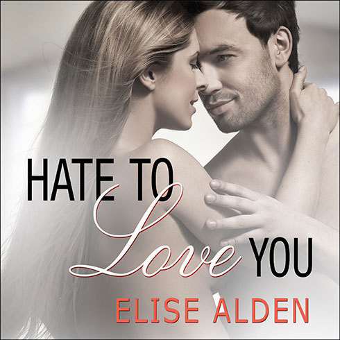 Printable Hate to Love You Audiobook Cover Art