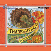 Thanksgiving Is … Audiobook, by Gail Gibbons