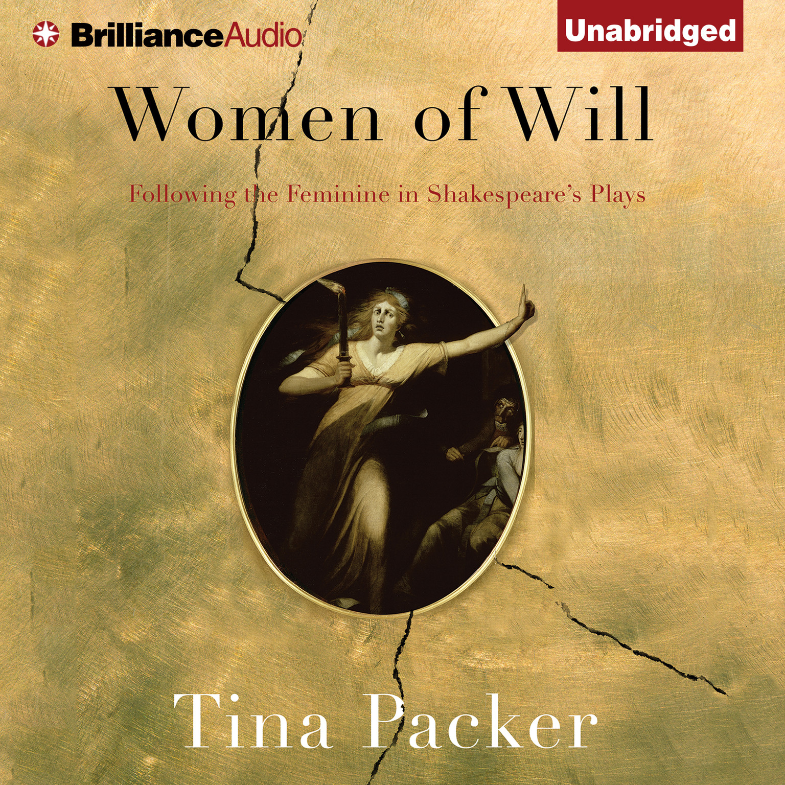 Printable Women of Will: Following the Feminine in Shakespeare's Plays Audiobook Cover Art