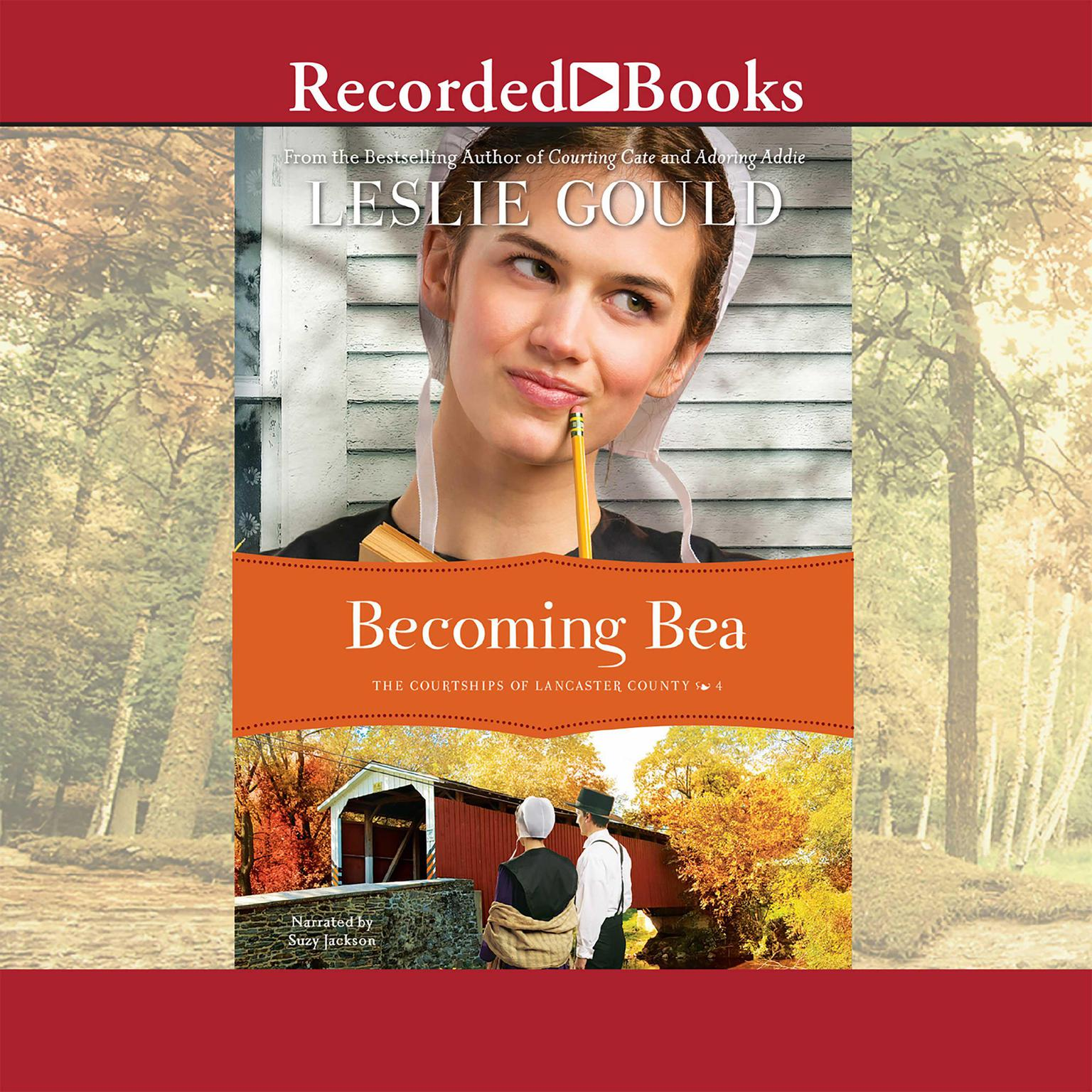 Printable Becoming Bea Audiobook Cover Art