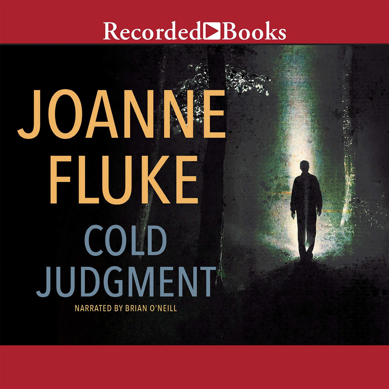 Printable Cold Judgment Audiobook Cover Art