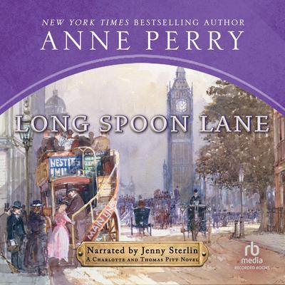 Long Spoon Lane Audiobook, by
